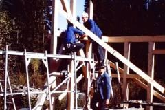 Neubau Scheune