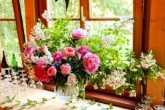 Blumenschmuck Sommerfestival