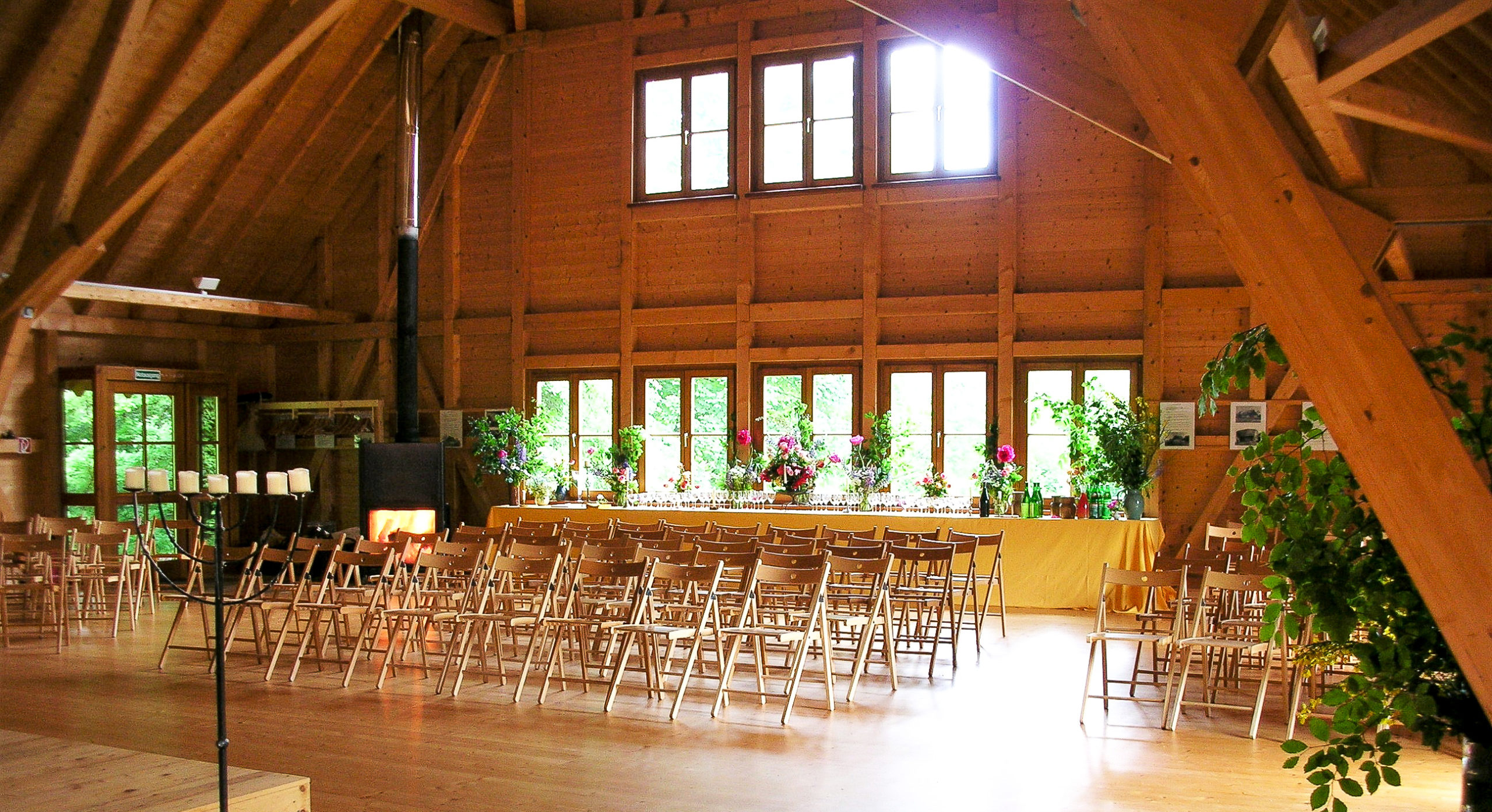 Kulturveranstaltungen Villingen-Schwenningen, Waldkulturscheune