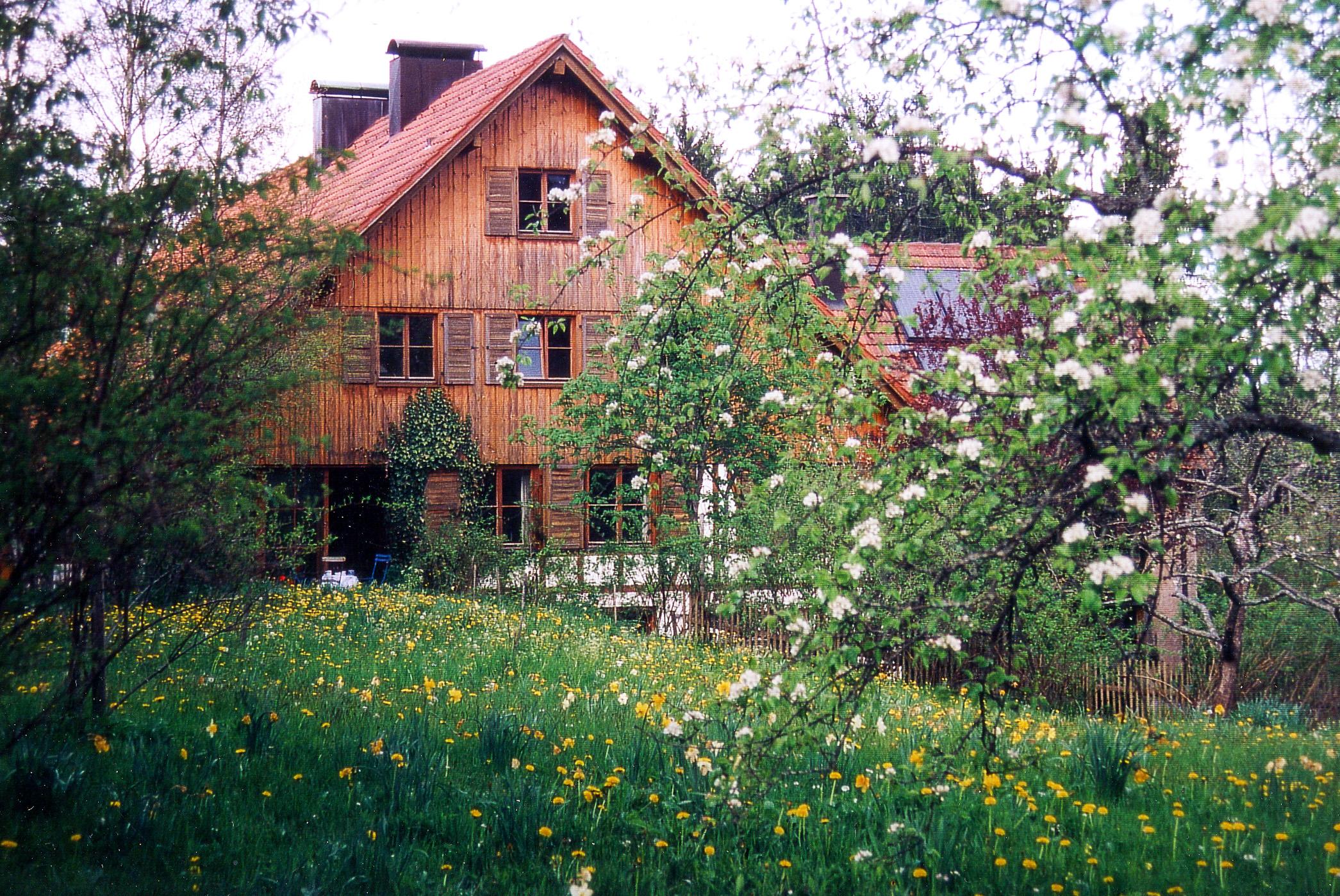 Kulturzentrum Schwarzwald, Waldkulturscheune Villingen-Schwenningen